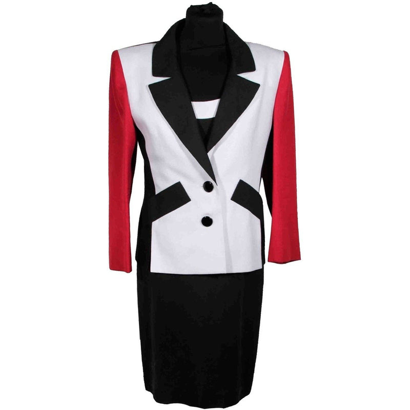 Sheath Dress and Blazer Suit Blazer Suit