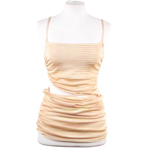 Cut Out Cami Top Size 38