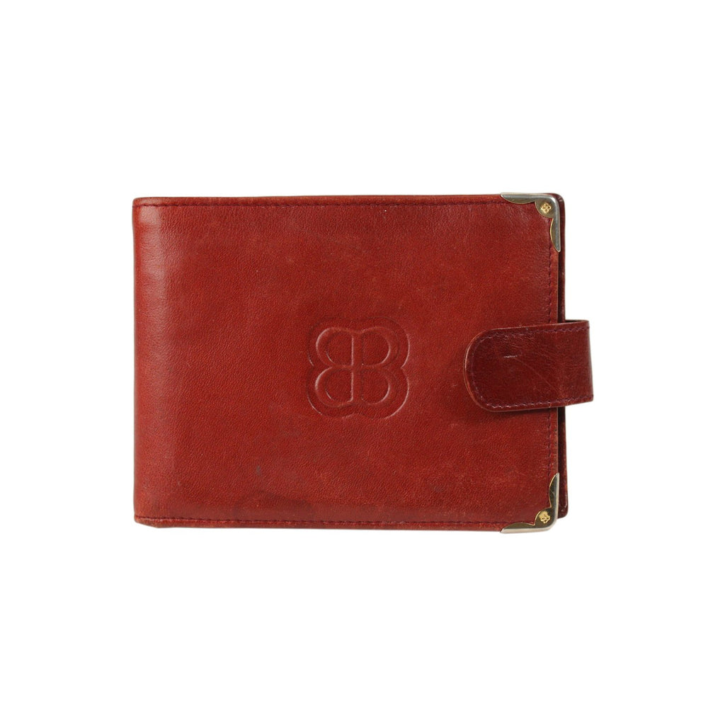 Vintage Bifold Wallet Coin Purse