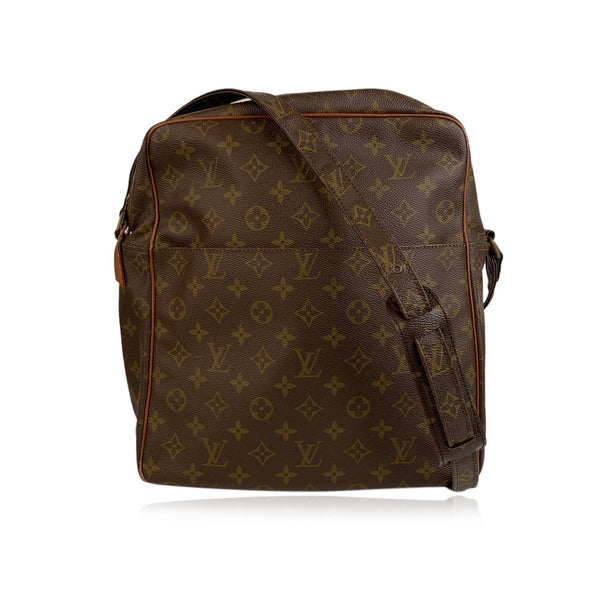 Louis Vuitton Vintage Monogram Canvas Marceau GM Messenger Bag