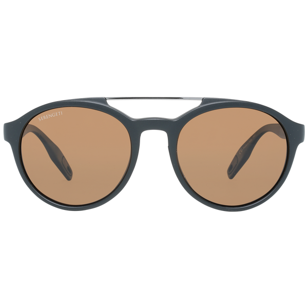 Sunglasses Serengeti 8592 Leandro 53 Matte Black