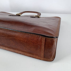 The Bridge Briefcase Work Business Bag