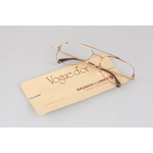 10K GF Gold Filled Sunglasses Mod 519 58mm
