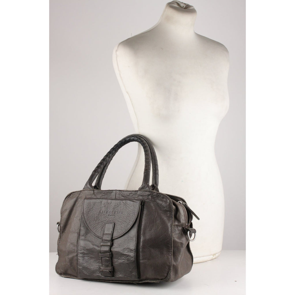 Satchel Bag with Front Pocket