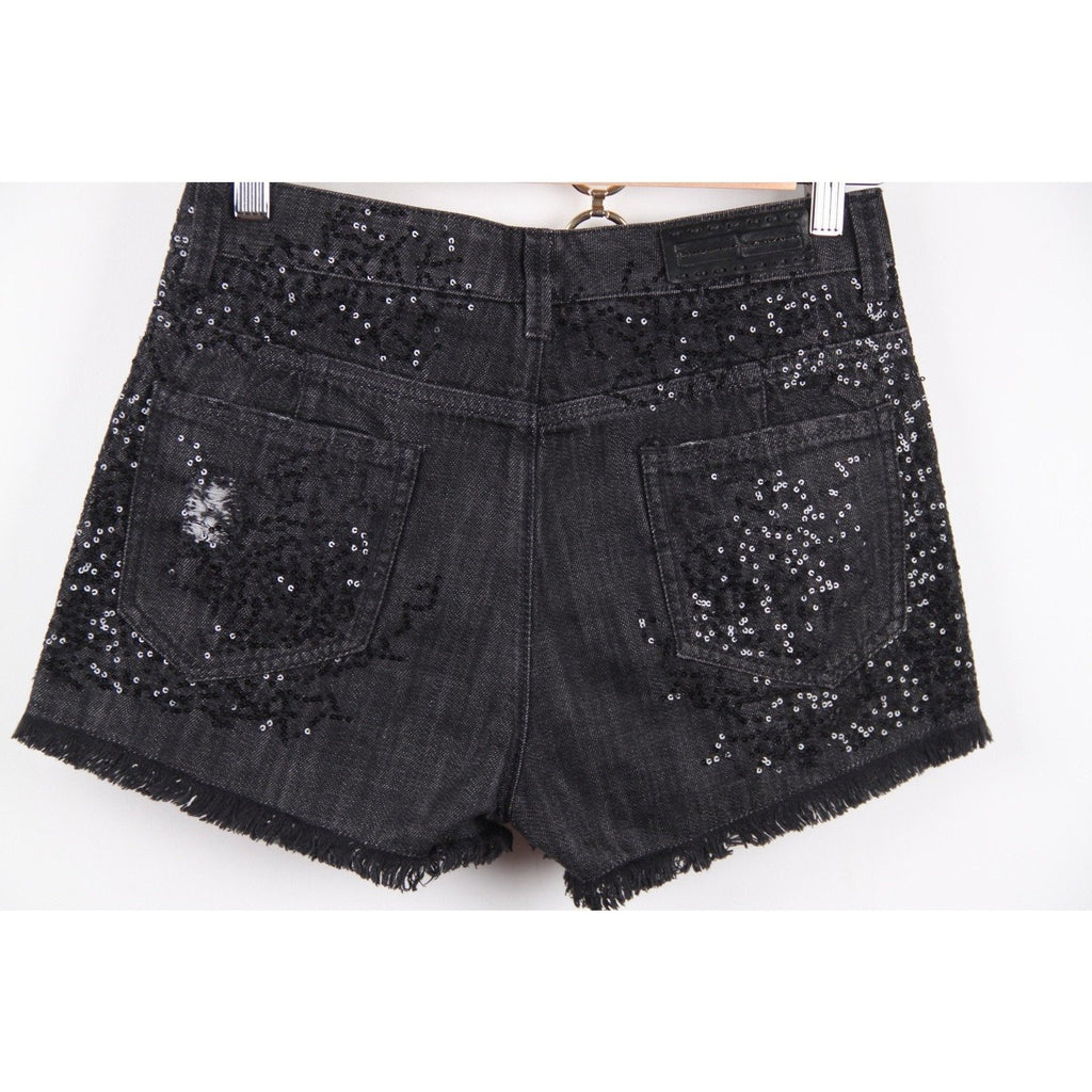 Sequined Shorts Size 40