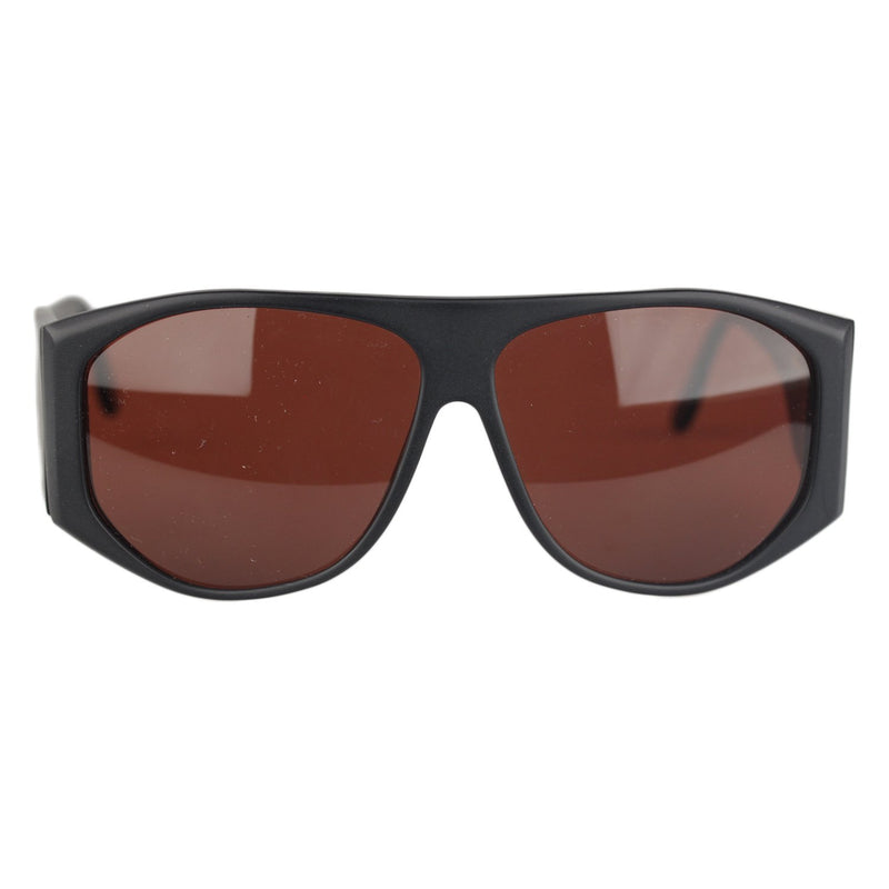 Matt Black Sunglasses Mod Carthago Polarized Lens 56mm