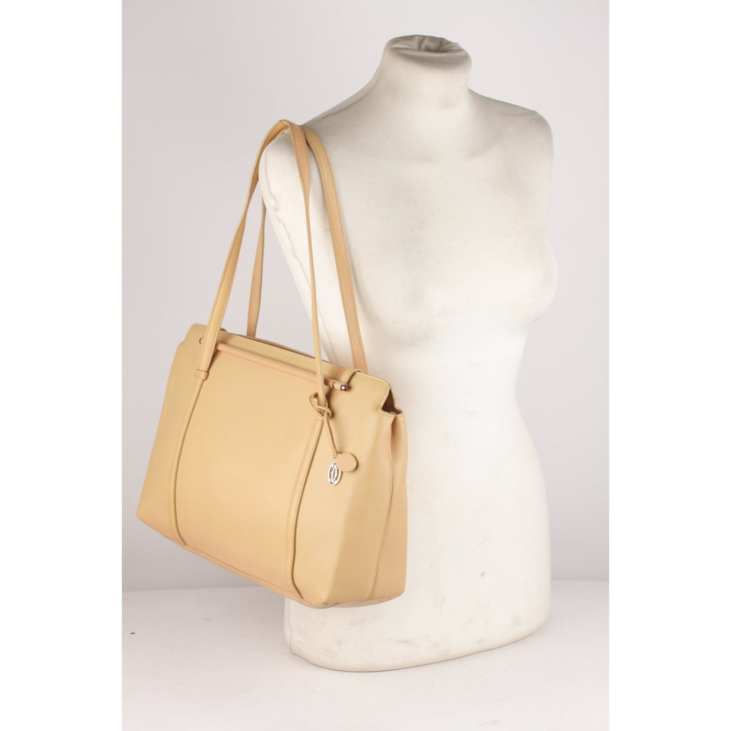 Cabochon Tote Shoulder Bag