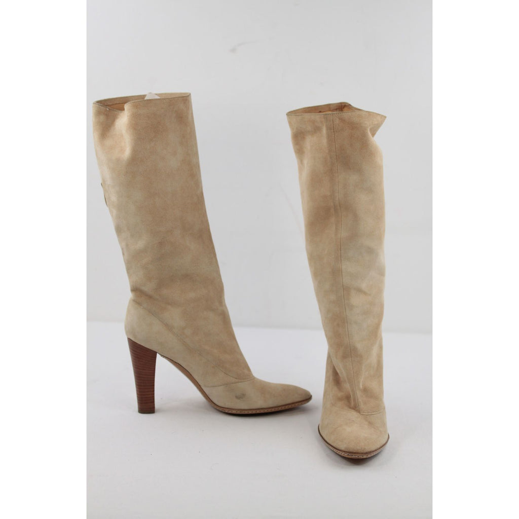 Roberto Cavalli Knee Lenght Boots Shoes Size 40