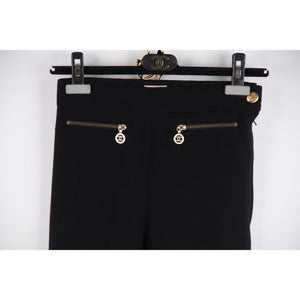 Chanel Slim Fit Trousers Pants Size 36