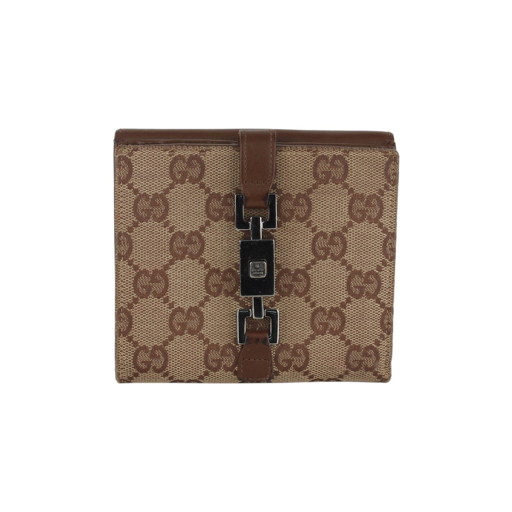 Gucci Monogram Wallet Coin Purse