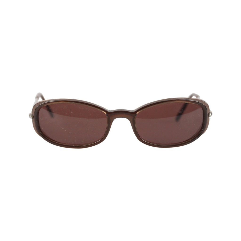 Cartier Paris Unisex Brown Sunglasses T8200423 51mm New Old Stock