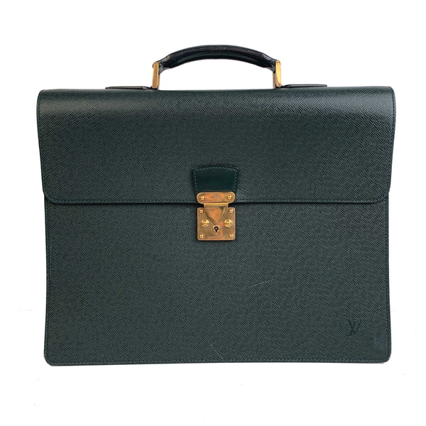 Louis Vuitton Taiga Leather Robusto 2 Compartments Briefcase MI0928