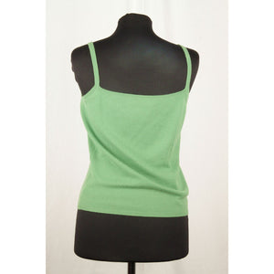 Pure Cashmere Cami Tank Top Size 40