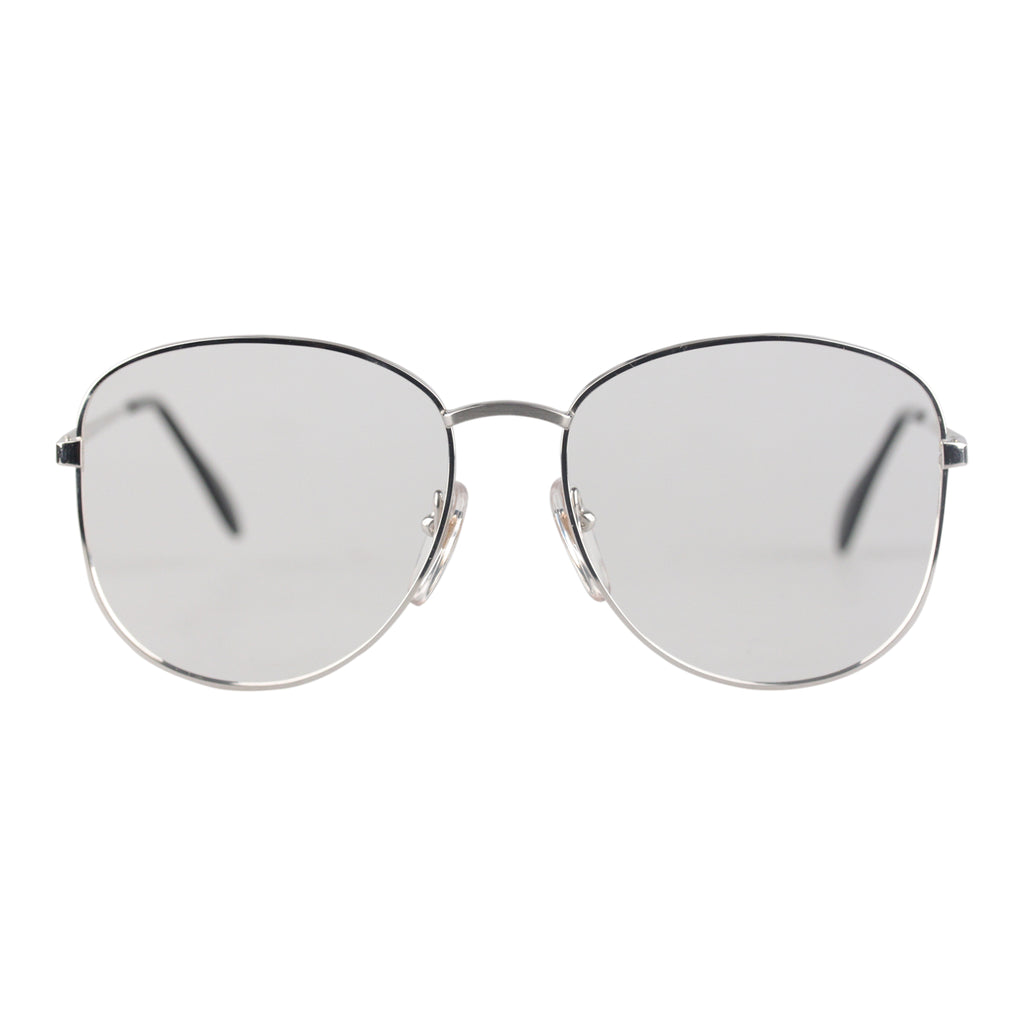 10K GF White Gold Filled Sunglasses Mod 512 56mm
