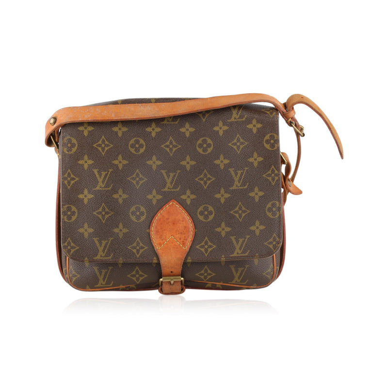 Louis Vuitton Vintage Cartouchiere Messenger Bag