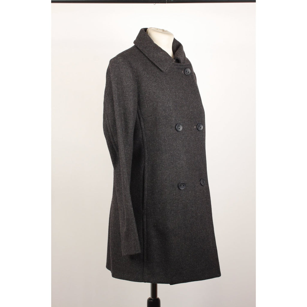 Double Breasted Coat Jacket Size 38