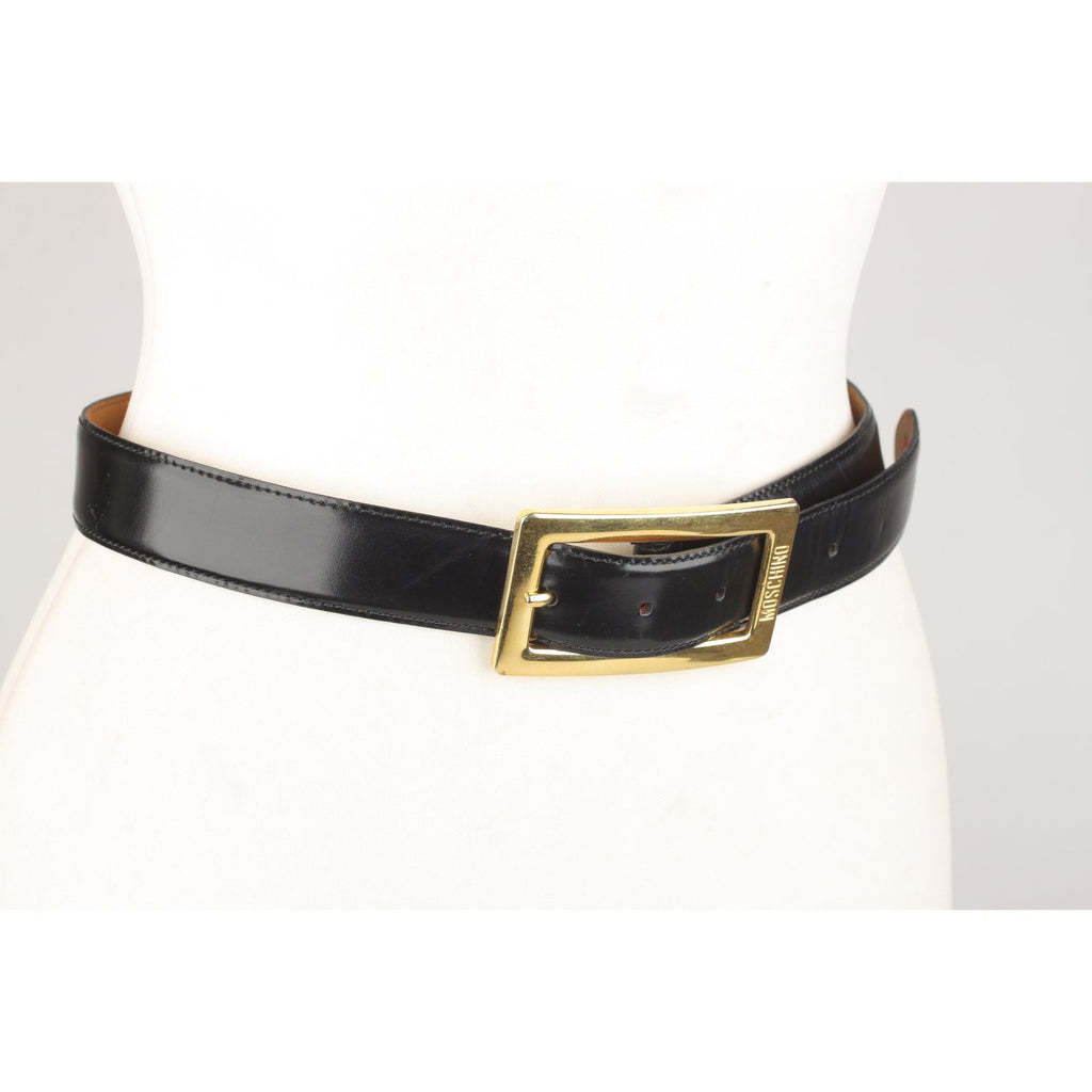 Vintage Belt with Heart Size 40
