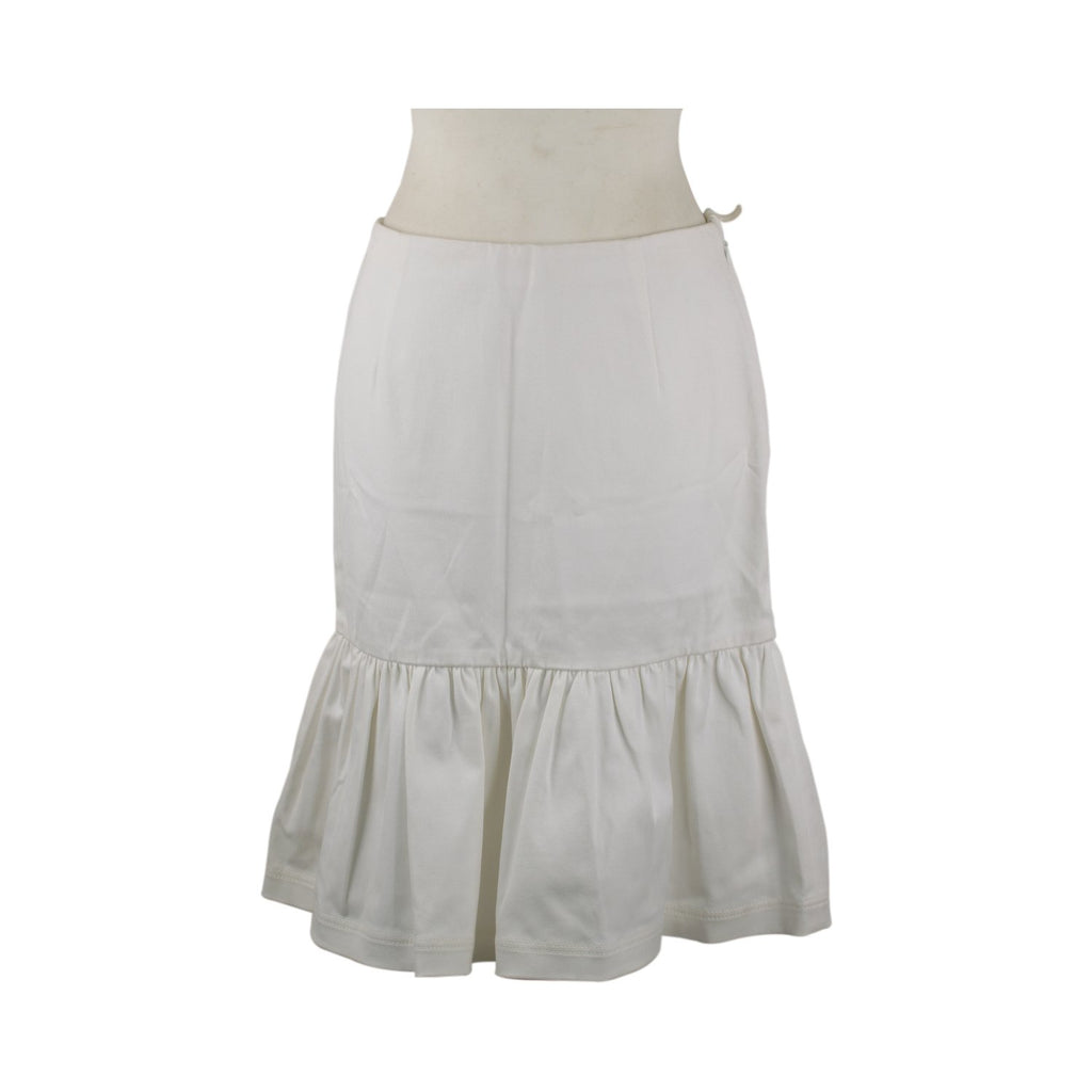 Prada Skirt with Peplum Hem Size S