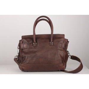 Satchel Tote Bag with Shoulder Strap