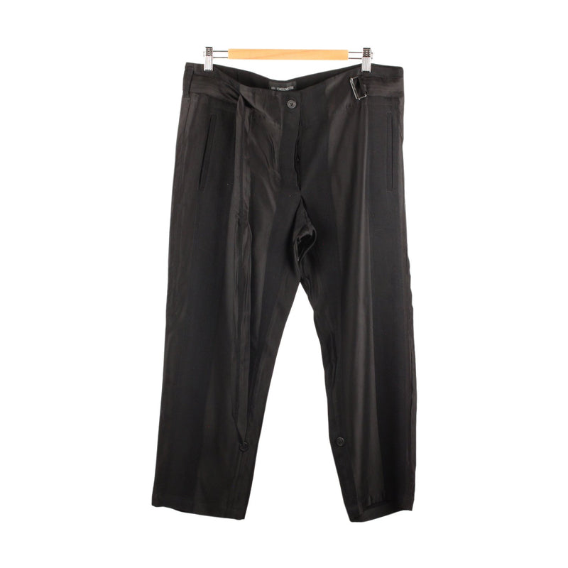 Ann Demeulemeester Cropped Pants Size 36