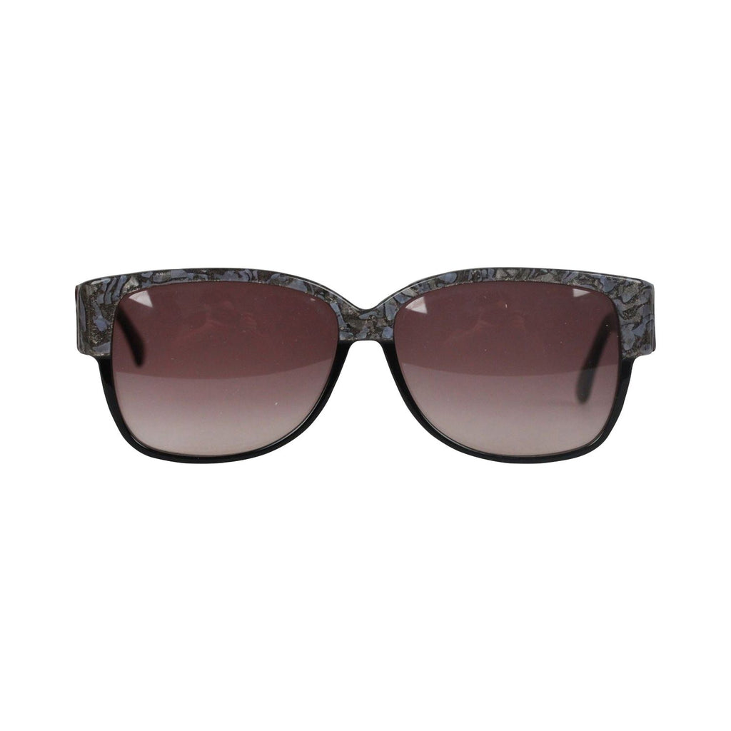 Vintage Black Sunglasses 88020 EP75 60mm
