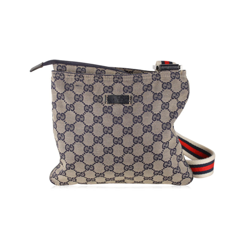 Gucci Small Web Messenger Bag