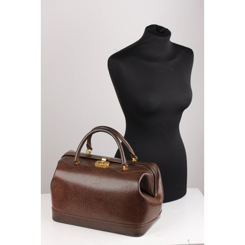 Vintage Train Case Doctor Bag
