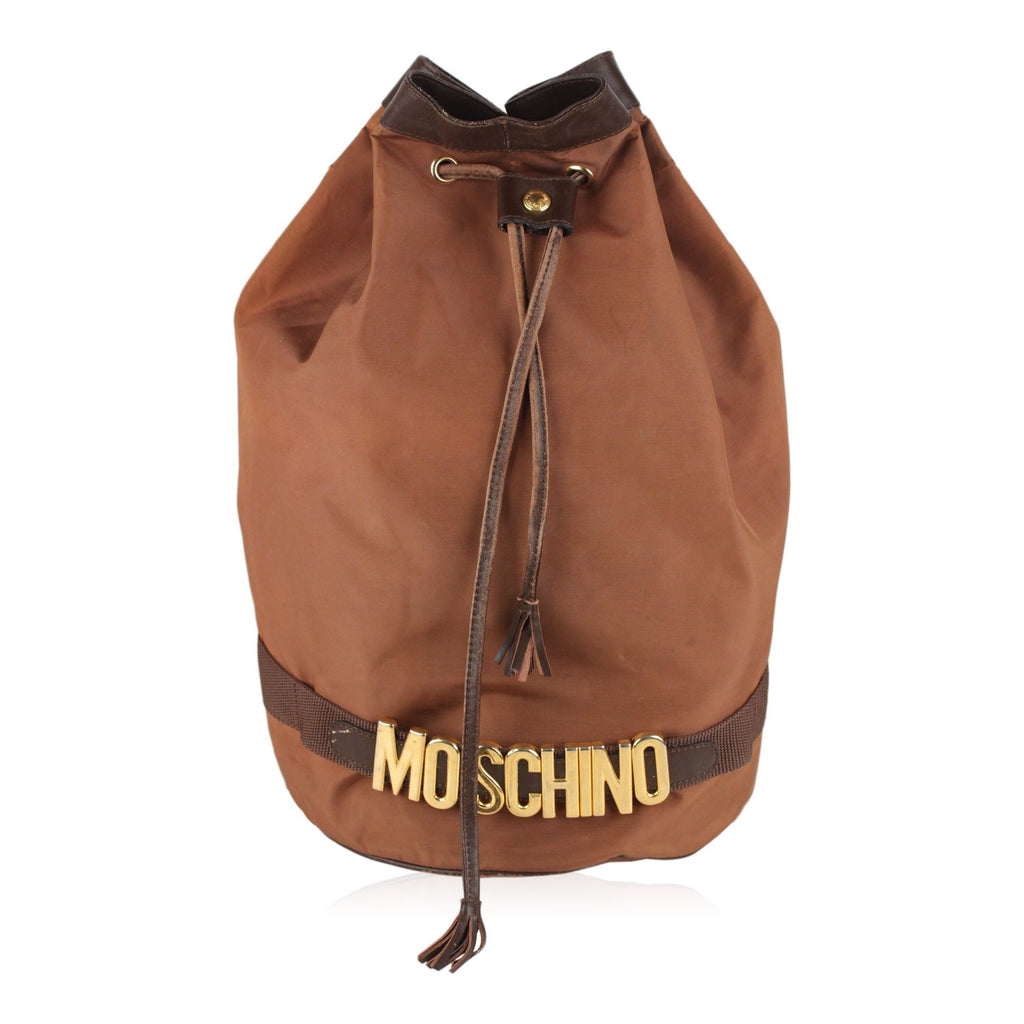 Drawstring Backpack Shoulder Bag