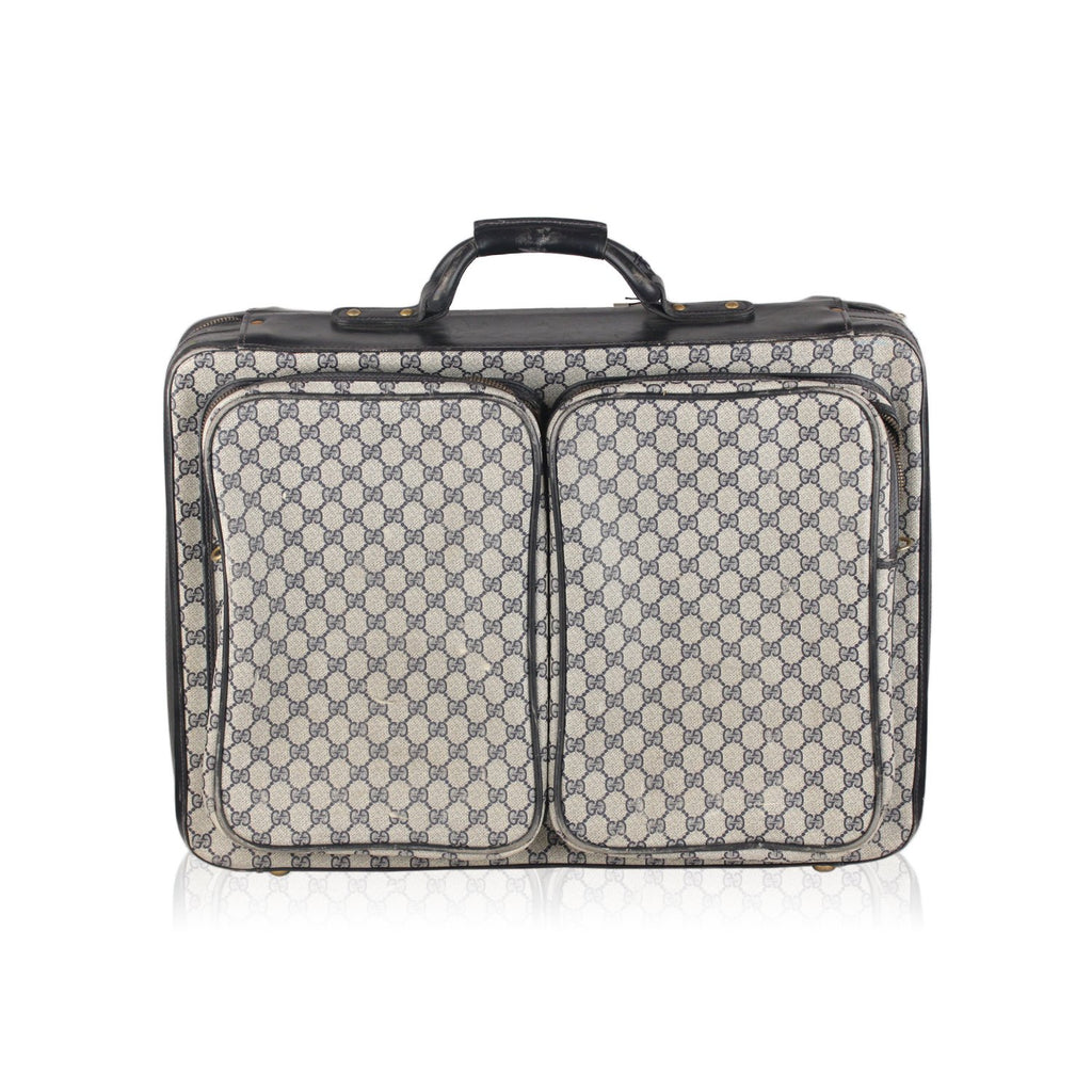 Vintage Monogram Canvas Travel Bag