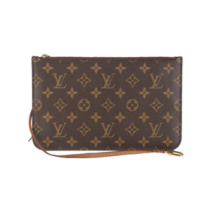 Monogram Pouch For Neverfull MM GM
