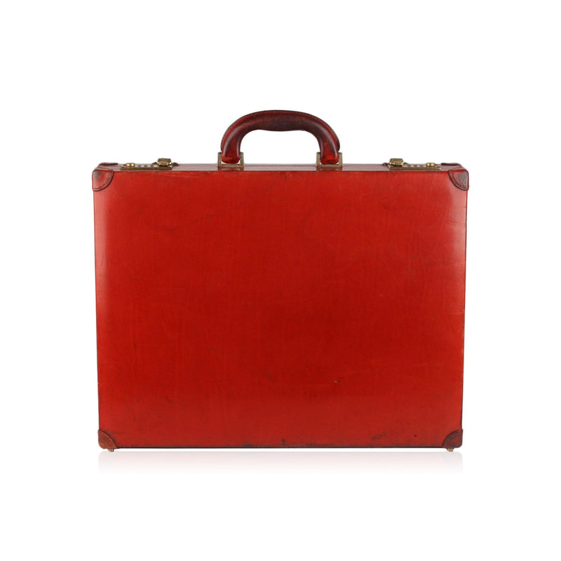 Vintage Hard Side Briefcase