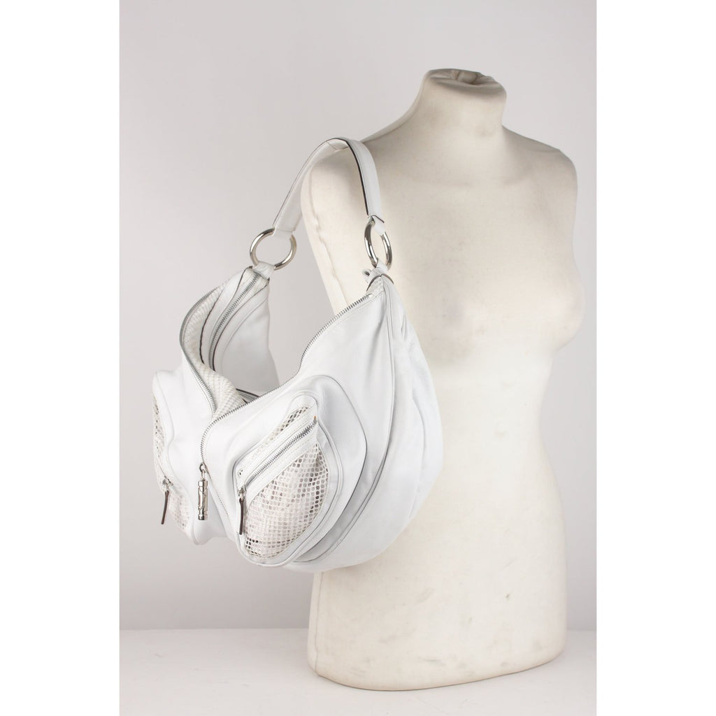 Half Moon Hobo Shoulder Bag