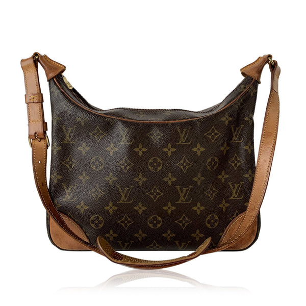 Louis Vuitton Vintage Monogram Canvas Boulogne Shoulder Bag
