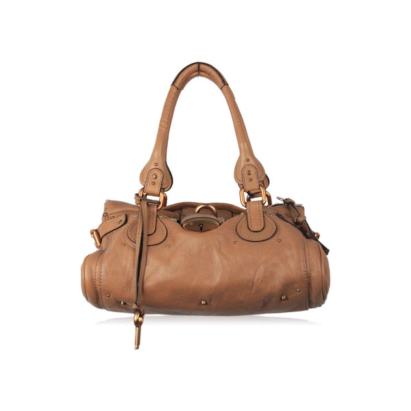 Chloe Paddington Bag Tote Satchel - OPHERTY & CIOCCI