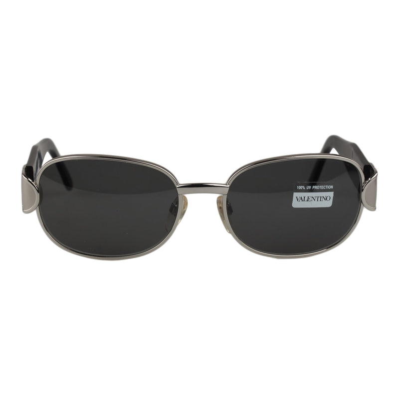 Valentino Vintage Silver Sunglasses V711 140mm wide