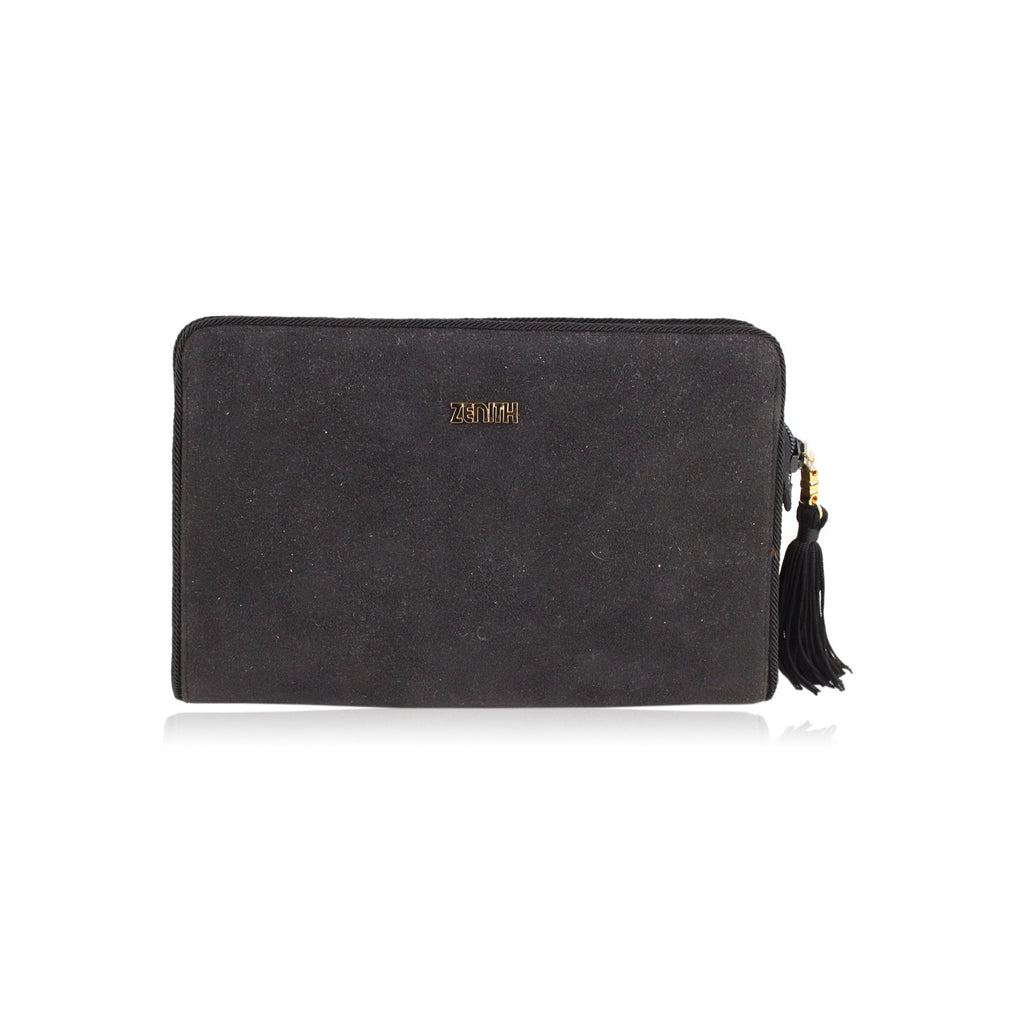 Zenith Vintage Clutch Bag