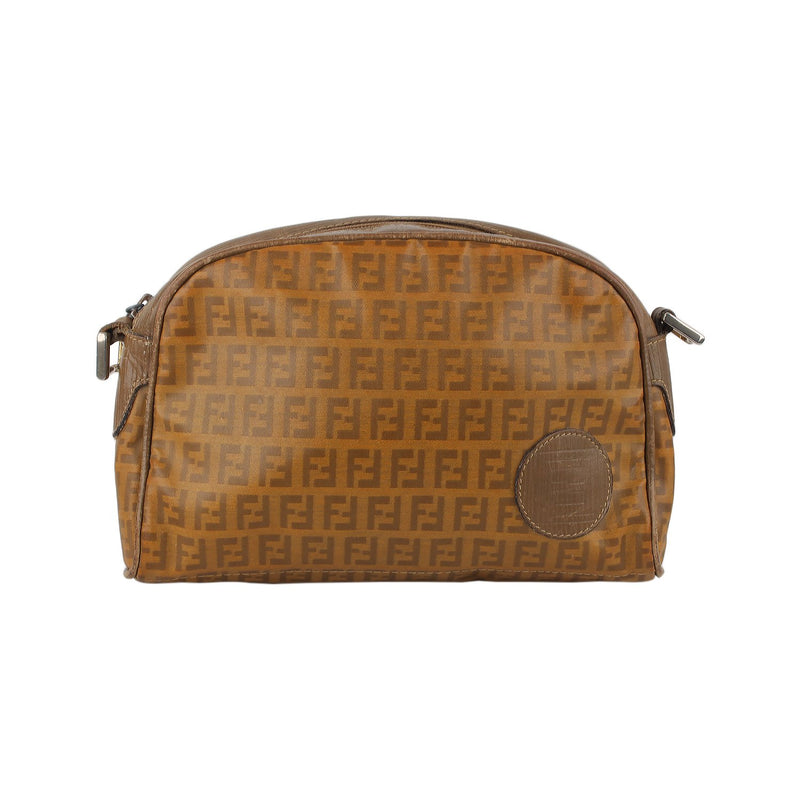 Fendi Vintage  Monogram Cosmetic Bag