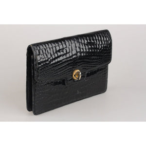 Vintage Crocodile Clutch