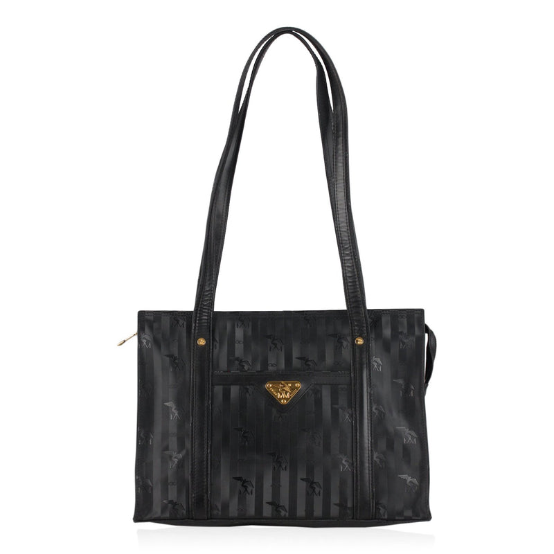 Tote with Front Pocket
