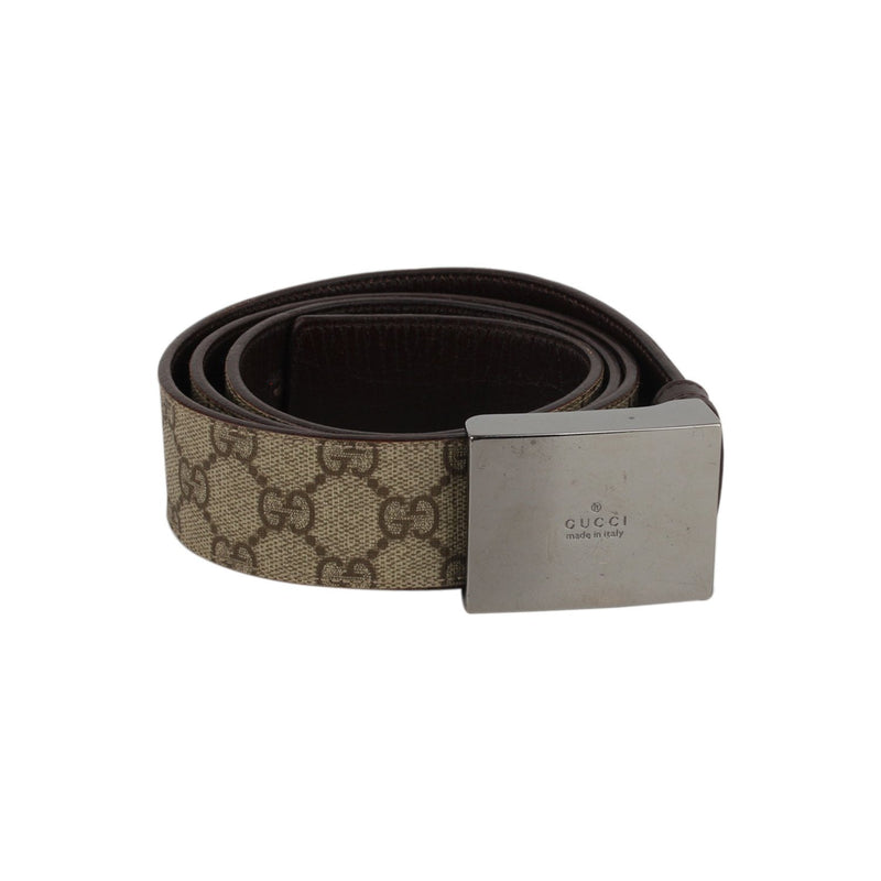 Gucci  Monogram Belt Size 105/42