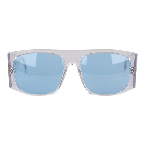 Blue & Clear Unisex Hunting Sunglasses