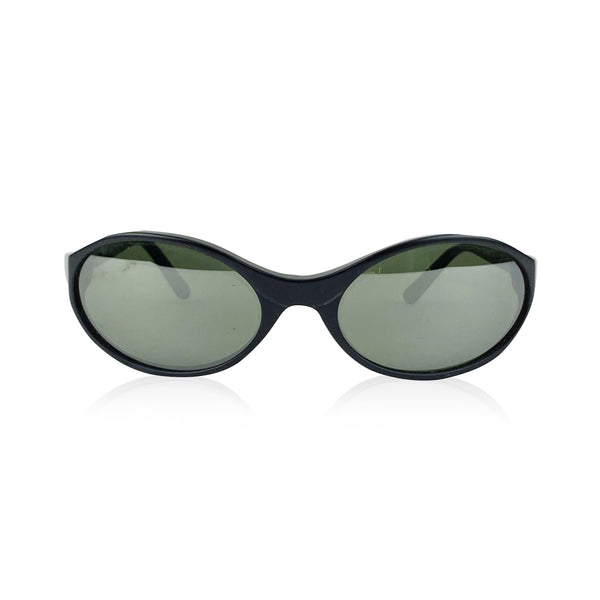 Persol Vintage Mint Oval Black 2505-S Sunglasses 56/19 130 mm