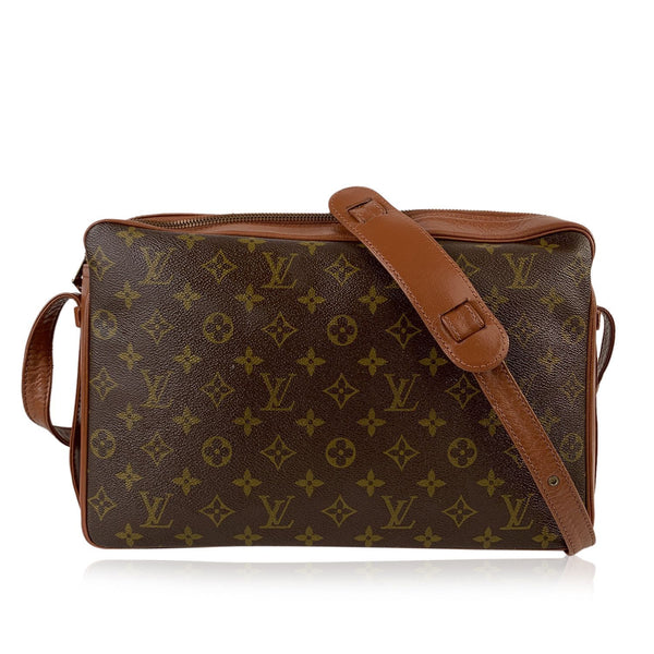 Louis Vuitton Vintage Sac Bandouliere 35 Messenger Crossbody Bag