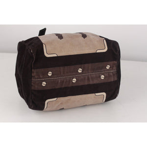 Trompe-l'oeil Boston Bag