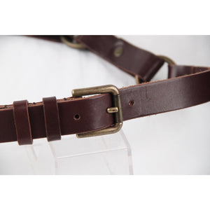 Belt with Rings Size 42-90