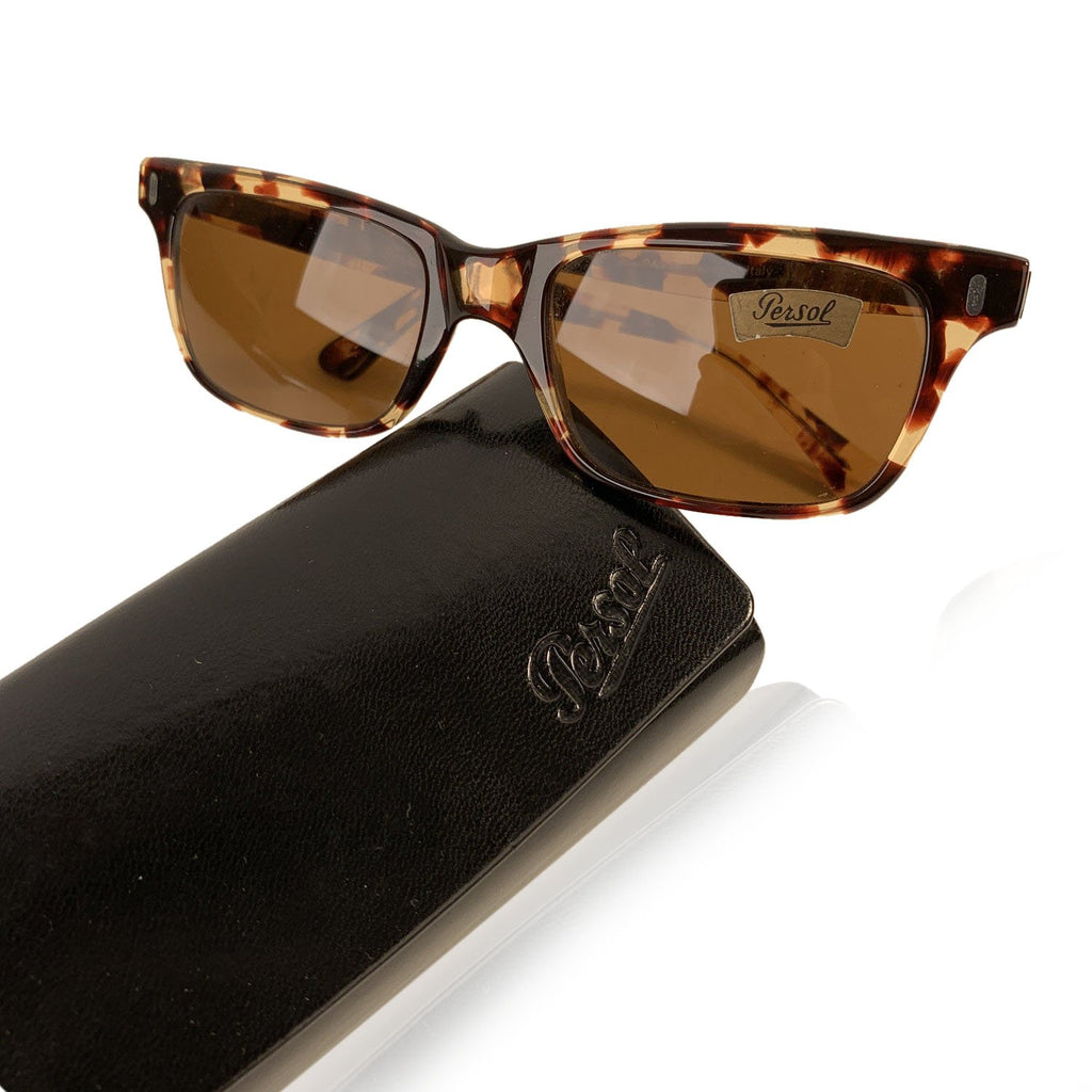 Persol Ratti Vintage Sunglasses 09271/A Brown Tortoise 147 80 with Box