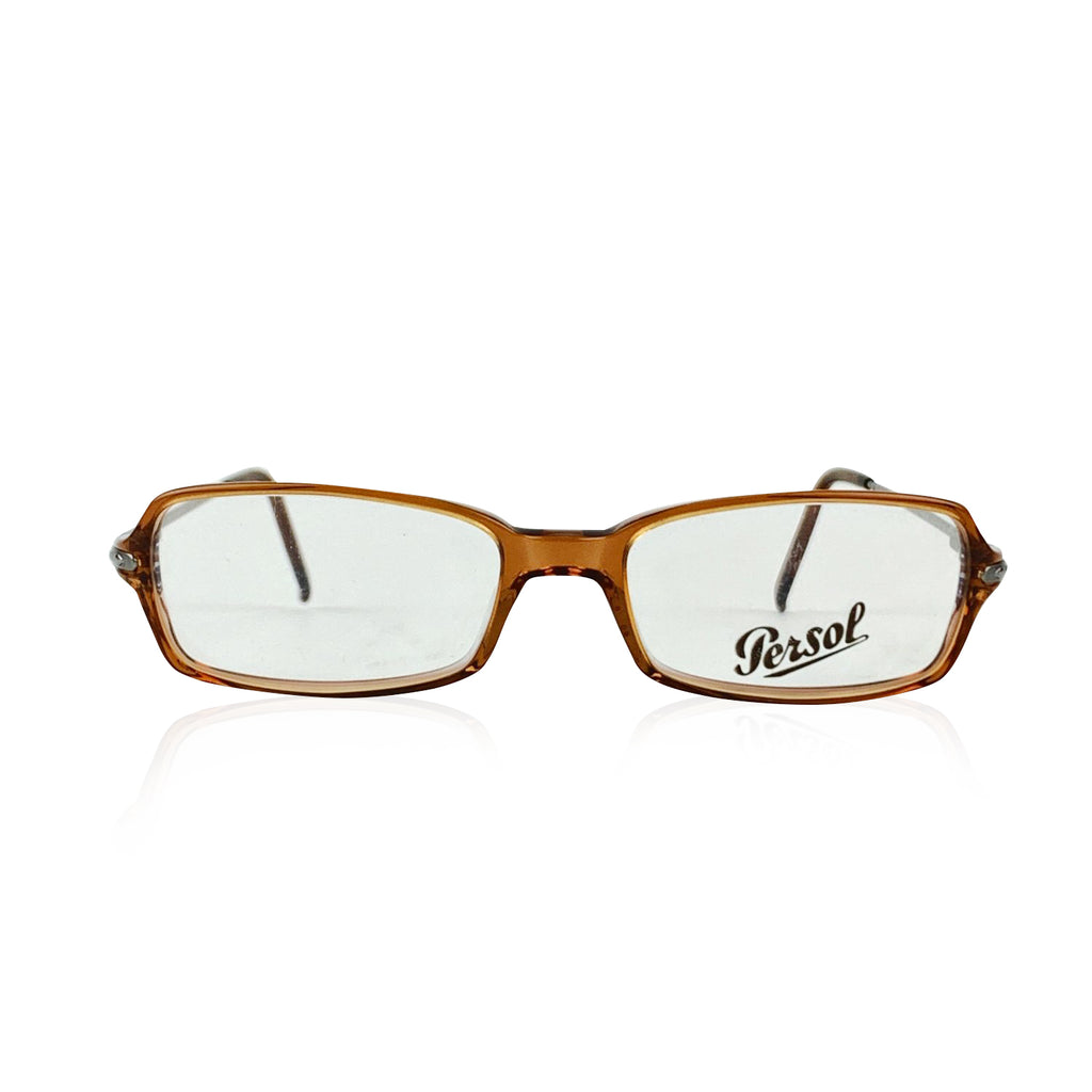 Persol Vintage Mint Unisex 2682-V Brown Eyeglasses 50/16 135 mm