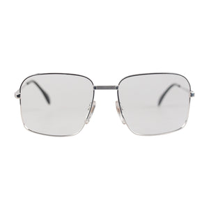 1/20 10K GF Gold Filled Sunglasses Mod 517 Silver 58mm