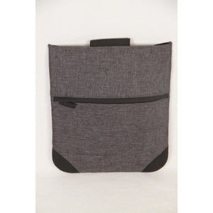 Denim Look Canvas Ipad Case Opherty & Ciocci