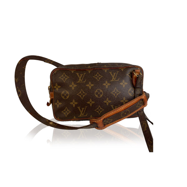 Louis Vuitton Vintage Monogram Marly Bandouliere Messenger Bag